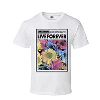 LIVEFOREVER  Tシャツ(A4フライヤー付)