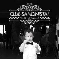 "Rock'n'Roll Weekend (7"" single EP) / CLUB SANDINISTA!"