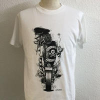 HMC Sketch Chopper-T WHT