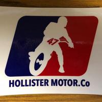 HMC FLAT TRACKER Sticker