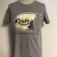 Krafty Tank -T Vintage Gry