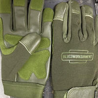 2020 BLUCO WORK GLOVE OLV