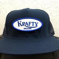 KRAFTY x BLUCO MESH CAP NVY