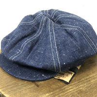 Dapper's Denim Casquette
