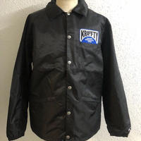 BLUCO x KRAFTY RACING COACH JKT BLK