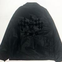 B.W.G BLACK REFLECTOR コーチジャケット BACK PRINT VERSION 限定50枚 完全予約販売