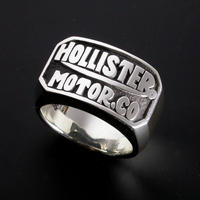 HMC OLD LOGO RING