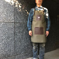 ZOOL LEATHER WORK APRON