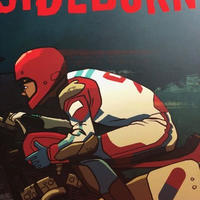 SIDEBURN Magazine #33