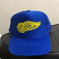 Krafty Wheel Wing Mesh Cap BLUE