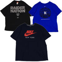 ブランドTシャツアソート 10P セット サイズMIX(Lアップ多め)【USA輸入古着】