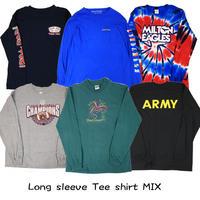 プリント長袖Tシャツアソート 10P セット サイズMIX(S抜き) 【USA輸入古着】