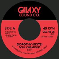 """THELONIOUS BEATS / DOROTHY (EDITS) (7"""")"""