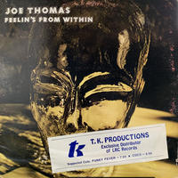 Joe Thomas ‎/ Feelin's From Within (LP)
