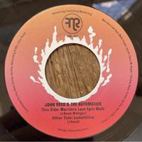 "John Reed & The Automatics / Warriors Last Epic Walk (7"")"