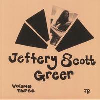 JEFFERY SCOTT GREER / SCHEMATICS STARE VOL.3 (LP)