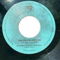 "JOHN REED & THE AUTOMATICS / FUNKY MULE (7"")"