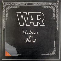 War ‎/ Deliver The Word (LP)