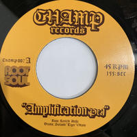 """Root Soul / Amplification (7"""")"""
