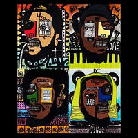 TERRACE MARTIN, ROBERT GLASPER, 9TH WONDER, KAMASI WASHINGTON / DINNER PARTY (LP)