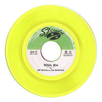 """Slowly / Willow Man Feat. SA Martinez From Los Stellarians (7"""")"""
