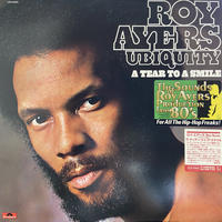 Roy Ayers Ubiquity ‎/ A Tear To A Smile (LP)