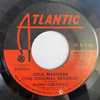 """Manu Dibango / Soul Makossa (7"""")"""