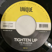 """The Majestics , Benny Gordon & The Soul Brothers / Tighten Up (7"""")"""