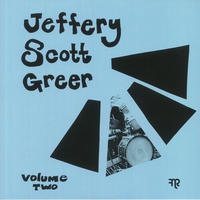 JEFFERY SCOTT GREER / SCHEMATICS STARE VOL.2 (LP)
