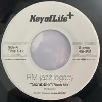 "RM Jazz Legacy / Scrabble (7"")"