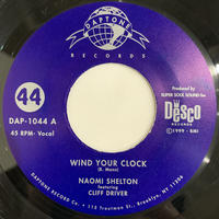 "Naomi Shelton ‎/ Wind Your Clock (7"")"