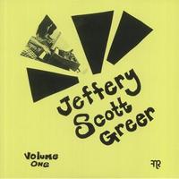 JEFFERY SCOTT GREER / SCHEMATICS STARE VOL.1 (LP)