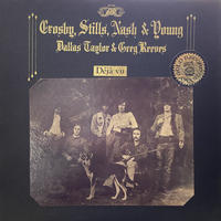 Crosby, Stills, Nash & Young  / Déjà Vu (LP)