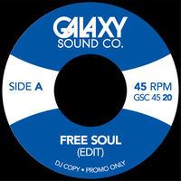 """JOHN KLEMMER / FREE SOUL EDIT (7"""")"""
