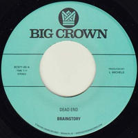 "BRAINSTORY / DEAD END (7"")"