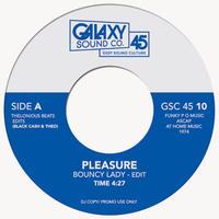 "PLEASURE / BOUNCY LADY (7"")"