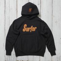 SURFER HOODIE/ BLACK