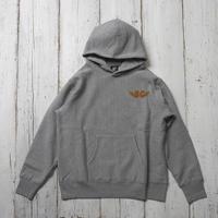 SCロゴ HOODIE/ TOP GRAY