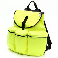 3POCKET BACK PACK(Lサイズ) YELLOW