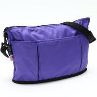 OVAL SHAPED BAG(Lサイズ) PURPLE