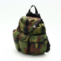 3POCKET BACK PACK(Mサイズ) WOODLAND CAMO