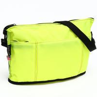 OVAL SHAPED BAG(Lサイズ) YELLOW