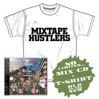 【特典付き】DJ SPACE KID / ALL EYEZ ON A.S.I.A PART.4 MIX CD+T-SHIRT SET