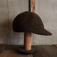 JAPAN VINTAGE FABRIC CAP ~type mechanic~58