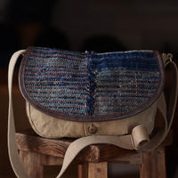 SAKIORI(裂織)SHOULDER BAG