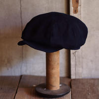 JAPAN VINTAGE FABRIC CAP ~type newsboy~58