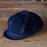 NEWS BOY  CAP  藍