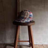 SAKIORI(裂織)MECHANIC CAP