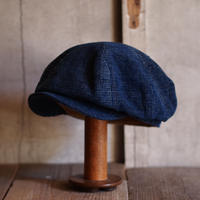 SAKIORI(裂織)CAP ~type newsboy~59