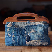 RANRU(襤褸) WOOD BAG(JAPAN×USA)